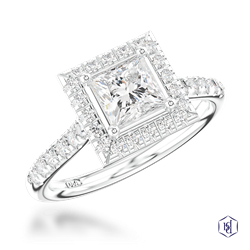 Skye Princess Sq - Diamond by Appointment